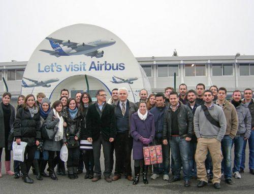 Επίσκεψη στις εγκαταστάσεις της Airbus στην Τουλούζη