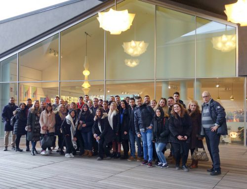 Επίσκεψη στη Vitra, το Στρασβούργο και τη Χαϊδελβέργη