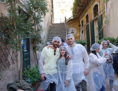 Επίσκεψη στην Κατάνια, Modica Chocolate Factory, Ορτυγία και Ταορμίνα